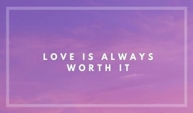 """Love"" Carousel Image"
