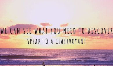 """""""Clairvoyant"""" Carousel Image"""