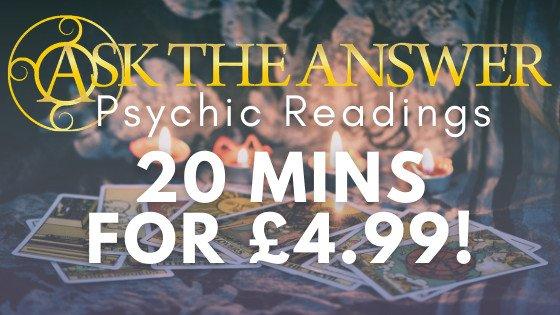 Banner Ad Psychic News